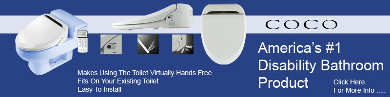 disability bathroom products offers information and secure online